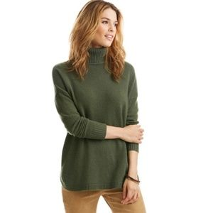 Vineyard Vines Relaxed Turtleneck Sweater NWT XXS
